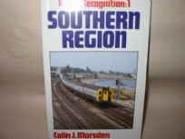 Southern Region by Colin J Marsden